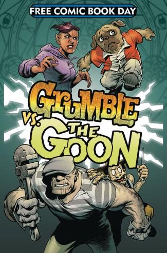 FCBD 2019 GRUMBLE VS THE GOON