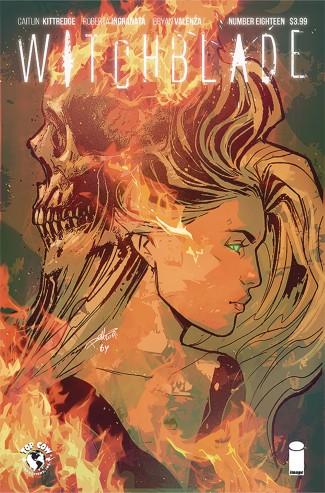 WITCHBLADE #18 (2017 SERIES)