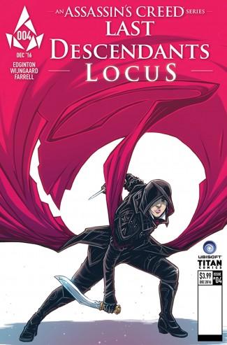 ASSASSINS CREED LOCUS #4