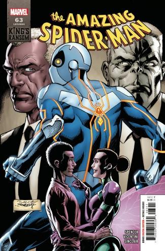 AMAZING SPIDER-MAN #63 (2018 SERIES)