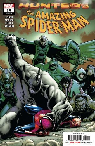 AMAZING SPIDER-MAN #19 (2018 SERIES)