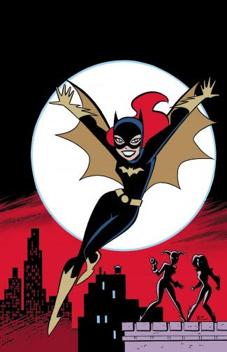 BATGIRL ADVENTURES A LEAGUE OF HER OWN GRAPHIC NOVEL