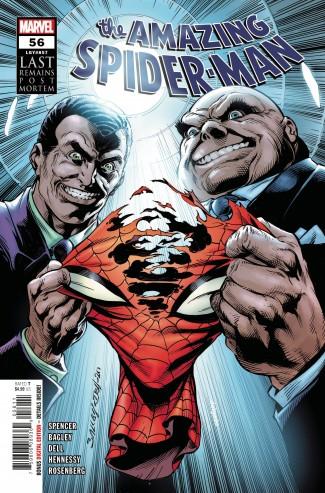 AMAZING SPIDER-MAN #56 (2018 SERIES)