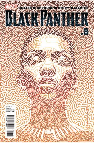 BLACK PANTHER VOLUME 6 #8