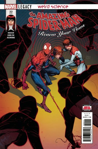 AMAZING SPIDER-MAN RENEW YOUR VOWS #22 (2016 SERIES)