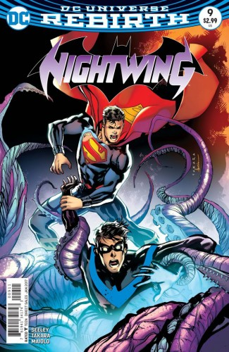 NIGHTWING VOLUME 4 #9