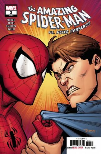 AMAZING SPIDER-MAN #3 (2018 SERIES)