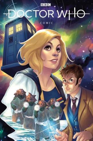 DOCTOR WHO COMICS #3 (2020 SERIES)