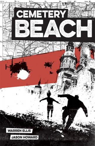 CEMETERY BEACH GRAPHIC NOVEL