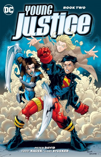 YOUNG JUSTICE BOOK 2 GRAPHIC NOVEL