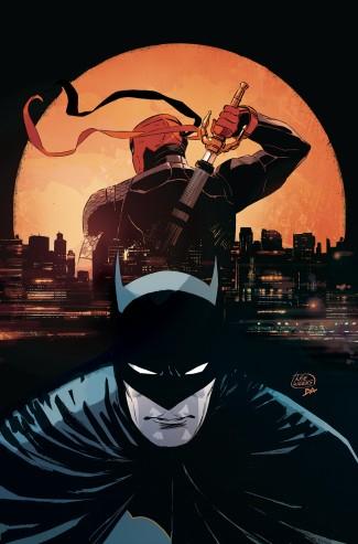 BATMAN VS DEATHSTROKE HARDCOVER