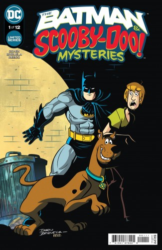 BATMAN AND SCOOBY DOO MYSTERIES #1