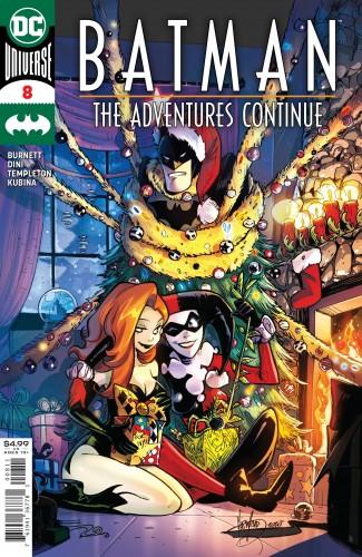 BATMAN THE ADVENTURES CONTINUE #8