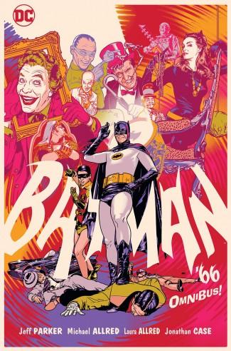 BATMAN 66 OMNIBUS HARDCOVER