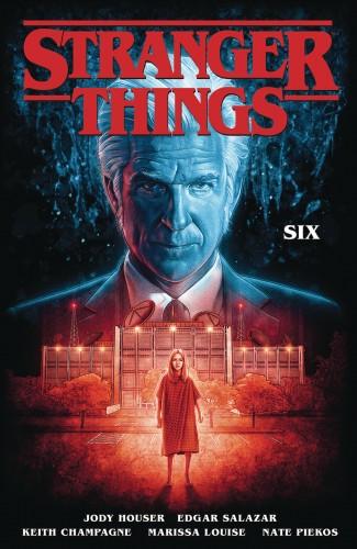 STRANGER THINGS VOLUME 2 SIX GRAPHIC NOVEL