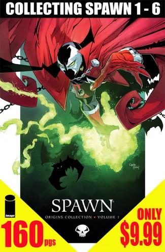 SPAWN ORIGINS VOLUME 1 GRAPHIC NOVEL (NEW PRINTING)