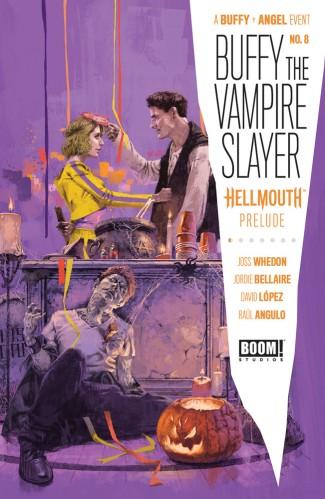 BUFFY THE VAMPIRE SLAYER #8 (2019 SERIES)