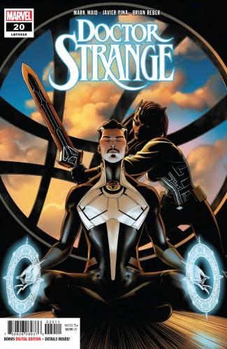 DOCTOR STRANGE #20 (2018 SERIES)