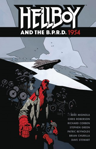 HELLBOY AND THE BPRD 1954 GRAPHIC NOVEL
