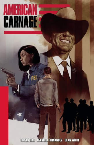 AMERICAN CARNAGE GRAPHIC NOVEL