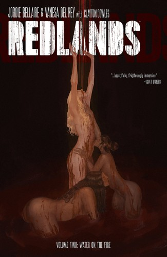 REDLANDS VOLUME 2 GRAPHIC NOVEL
