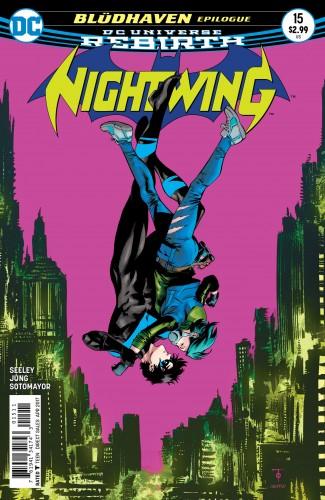 NIGHTWING #15 (2016 SERIES)