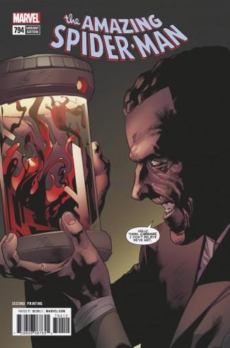 AMAZING SPIDER-MAN #794 (2015 SERIES) 2ND PRINTING