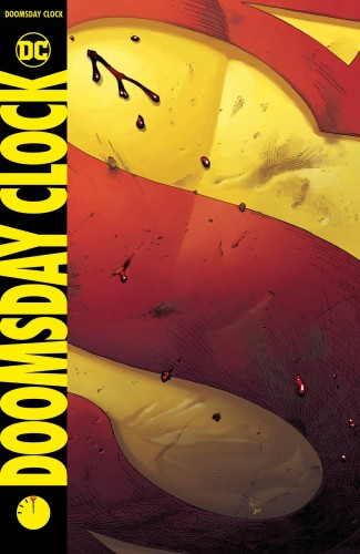 DOOMSDAY CLOCK THE COMPLETE COLLECTION GRAPHIC NOVEL