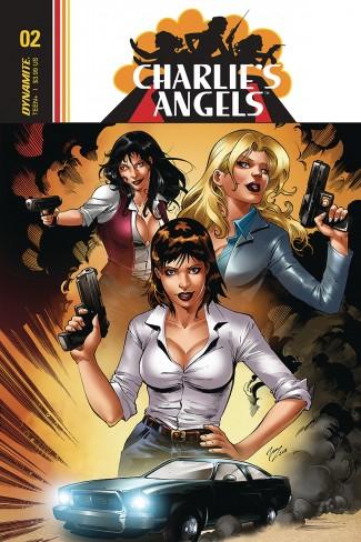 CHARLIES ANGELS #3
