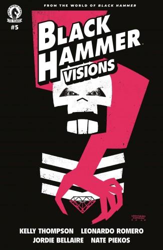 BLACK HAMMER VISIONS #5