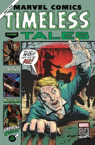 MARVEL COMICS TIMELESS TALES GRAPHIC NOVEL