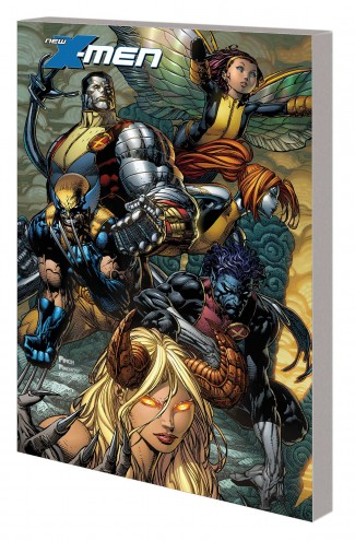 NEW X-MEN THE QUEST FOR MAGIK THE COMPLETE COLLECTION GRAPHIC NOVEL