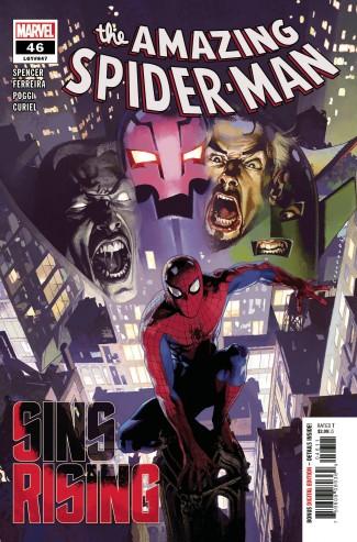 AMAZING SPIDER-MAN #46 (2018 SERIES)