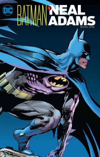 BATMAN BY NEAL ADAMS BOOK 1 GRAPHIC NOVEL