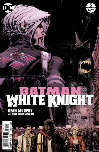 BATMAN WHITE KNIGHT #5