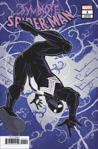 SYMBIOTE SPIDER-MAN #1 BRADSHAW 1 IN 25 INCENTIVE VARIANT