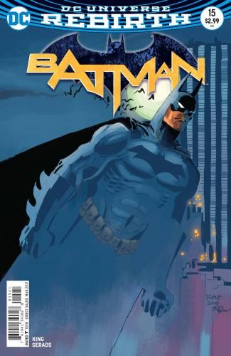 BATMAN #15 VARIANT (2016 SERIES)