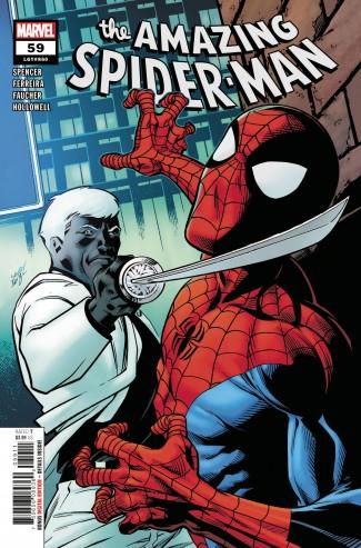 AMAZING SPIDER-MAN #59 (2018 SERIES)
