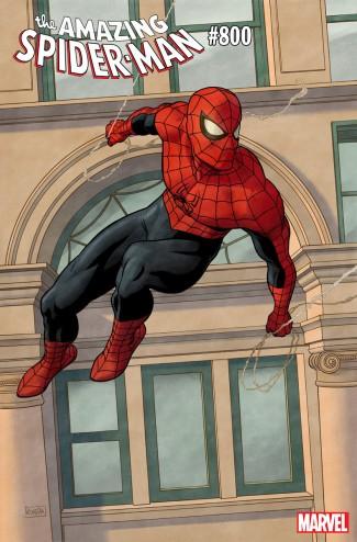 AMAZING SPIDER-MAN #800 RIVERA VARIANT