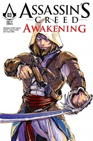 ASSASSINS CREED AWAKENING #3