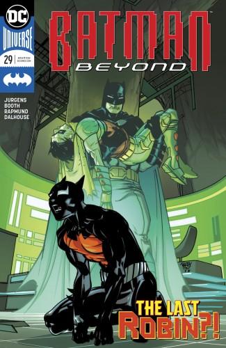 BATMAN BEYOND #29 (2016 SERIES)