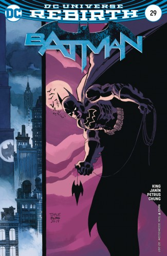 BATMAN #29 (2016 SERIES) VARIANT