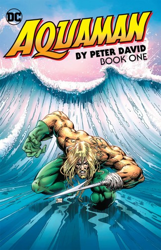 AQUAMAN BY PETER DAVID BOOK 1 GRAPHIC NOVEL