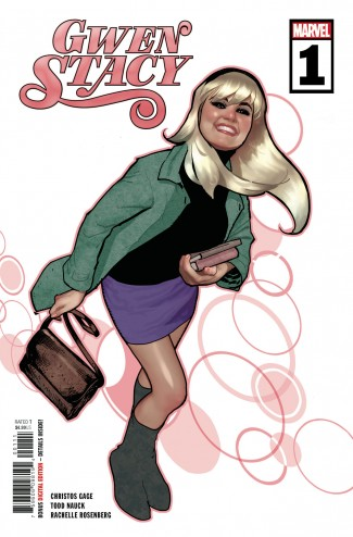 GWEN STACY #1 (2020 SERIES)