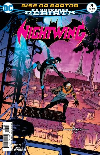 NIGHTWING VOLUME 4 #8