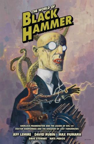 WORLD OF BLACK HAMMER LIBRARY EDITION VOLUME 1 HARDCOVER