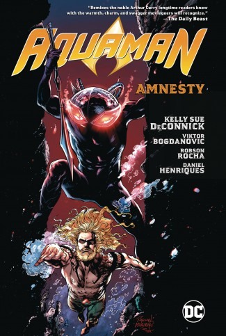 AQUAMAN VOLUME 2 AMNESTY GRAPHIC NOVEL