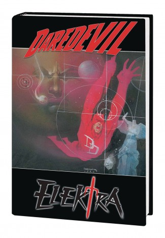 DAREDEVIL ELEKTRA LOVE AND WAR GALLERY EDITION HARDCOVER
