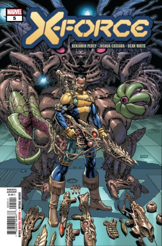 X-FORCE #5 (2019 SERIES)