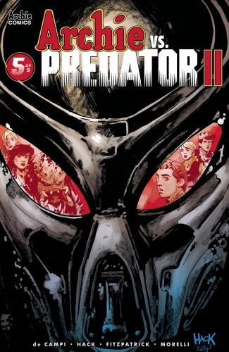 ARCHIE VS PREDATOR 2 #5